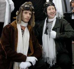 Mime Airmen