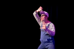 Mime Artist - Handy Man Show 1-
