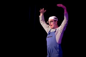 Mime Artist - Handy Man Show 4