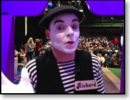 mime-artist - itv-alan titchmarch show itv 1-
