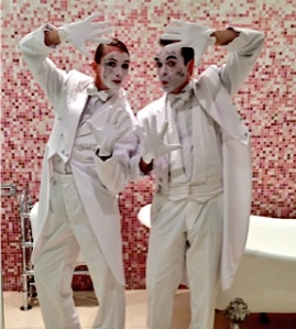 Mime - Private Wedding