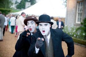 Victorian Clowns 1